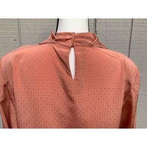 Vintage Tops - Vtg 70's Handkerchief Blouse